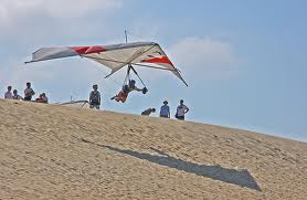Hang Gliding Spectacular at Jockey's Ridge State Park
