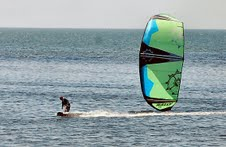 Kiteboarding on the Outer Banks